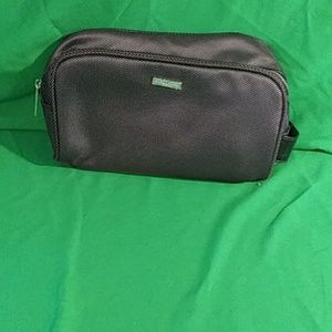 Giorgio Armani parfume carry travel bag EUC